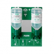 Plum Oogspoelstation Sodium Chloride 2 x 500 ml.
