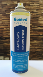 Romed Alcohol Spray 500 ml.