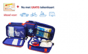 First Aid Kit de Luxe + Tekenkaart