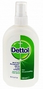 Dettol/Sterilon wondspray 100 ml.