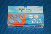 Hekaplast TE Blauw Detectable Wondpleisterstrips 25 x 72 mm