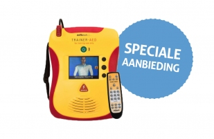 Defibtech Lifeline Trainer View AED