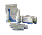 BurnCare set: 50 ml. spray + 2 x 6 sachet