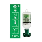 Plum Oogspoelstation Sodium Chloride 1 x 500 ml.