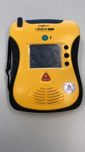 Defibtech Lifeline VIEW AED        Refurbished